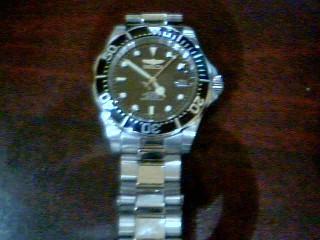 INVICTA Gent's Wristwatch 8928