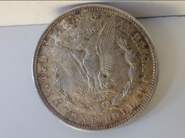 1921 Morgan Dollar $1 Coin NO MINT MARK 90% Sivler