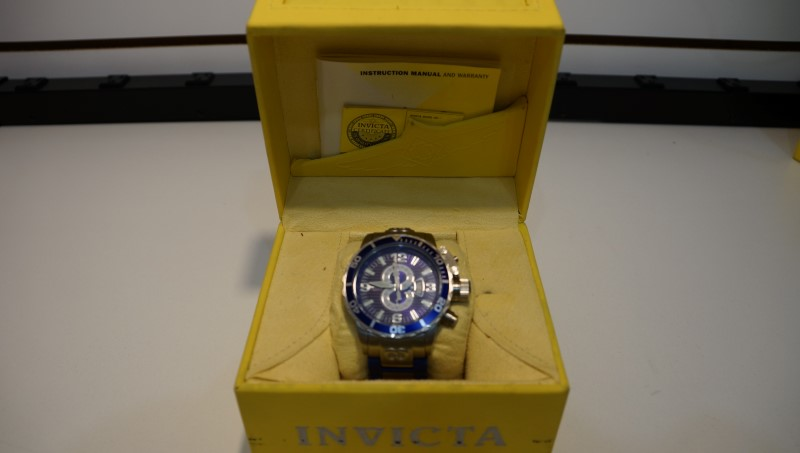 INVICTA Gent's Wristwatch 6190