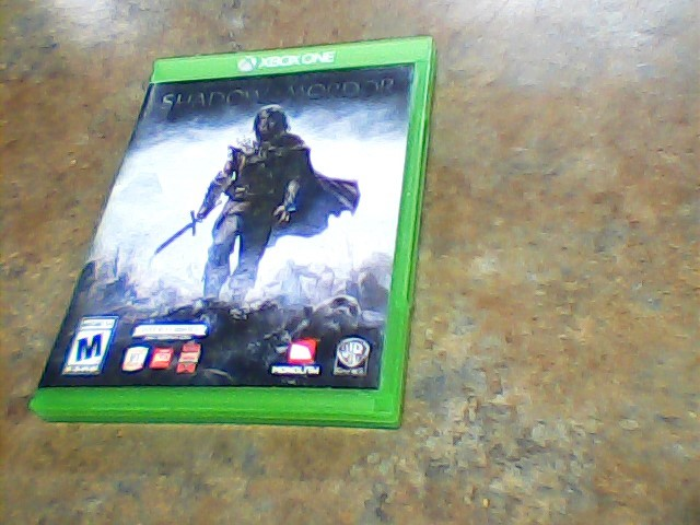 MICROSOFT Microsoft XBOX One Game SHADOW OF MORDOR - XBOX ONE