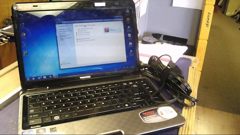 TOSHIBA Laptop/Netbook SATELLITE L745-S4310