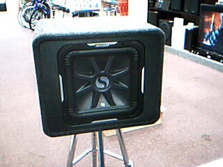 KICKER Car Speaker Cabinet L7