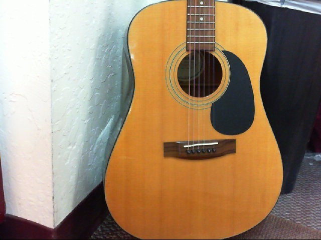 SAMICK Acoustic Guitar DW-15