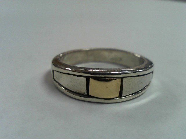 Lady's Silver Ring 925 Silver 4.6g Size:6