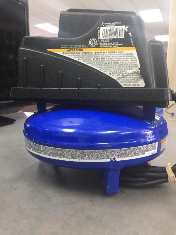 CAMPBELL HAUSFELD Air Compressor FP202801