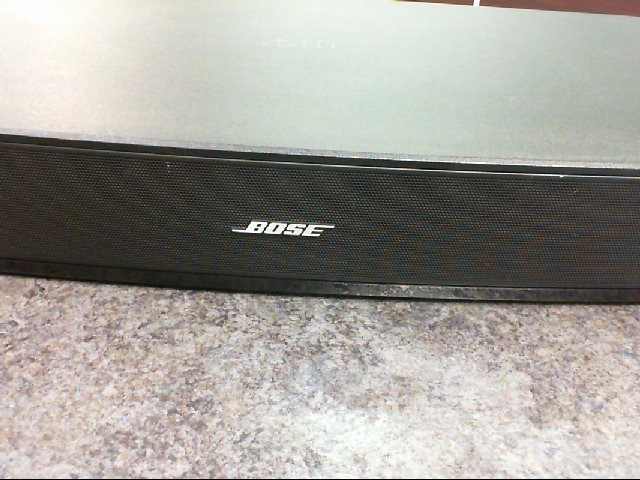 BOSE Speakers/Subwoofer SOLO 15