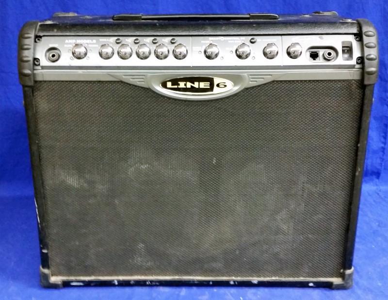LINE 6 GUITAR AMP SPIDER II 112 75WATT