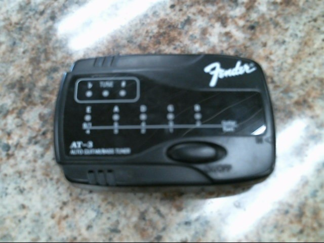 FENDER Electronic Instrument AUTO GUITAR TUNER