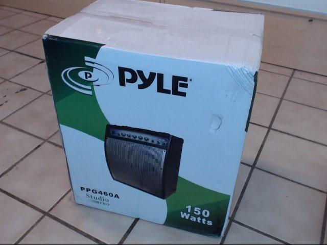 PYLE Amplifier PPG460A