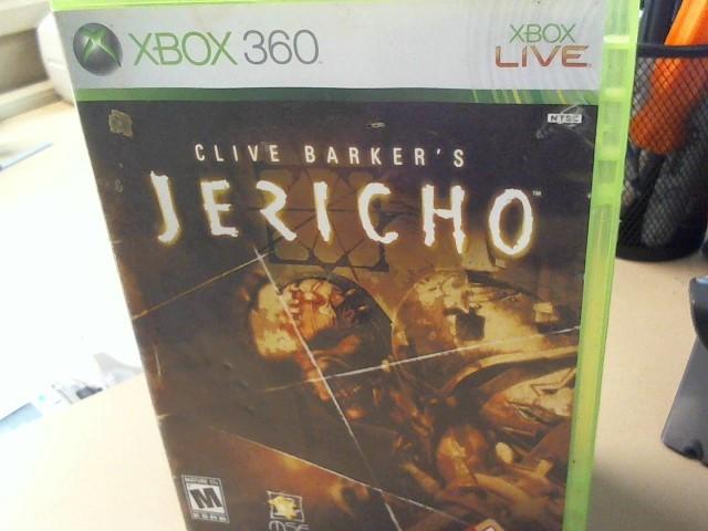 JERICHO-XBOX 360