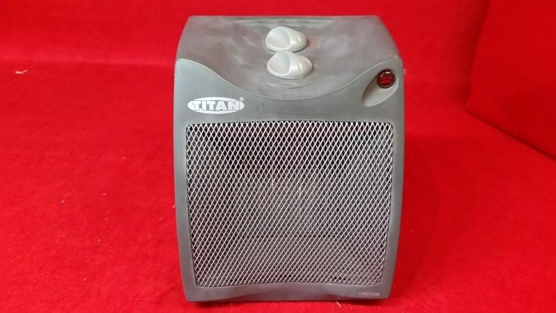 Titan TCM16 Porcelain Electric Heater