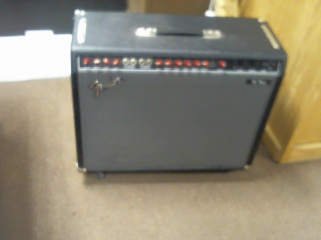 FENDER THE TWIN LL66385 Electric Guitar Amp Red Knob