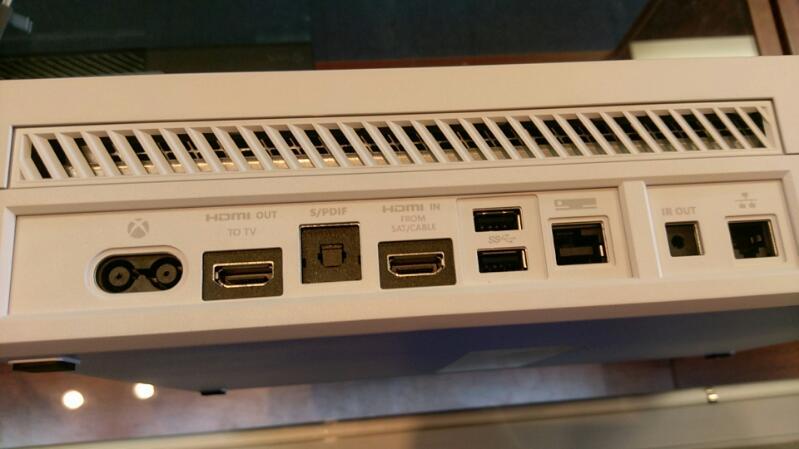 MICROSOFT XBOX ONE WHITE MODEL 1540