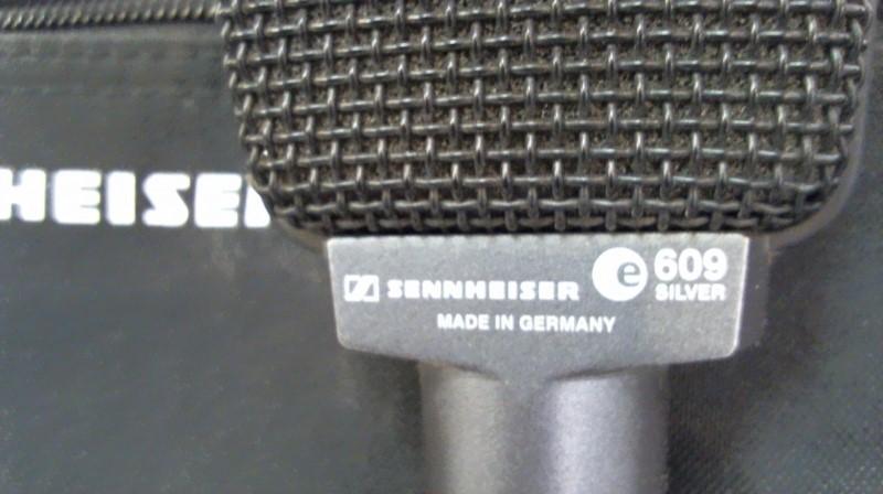 SENNHEISER Microphone E609