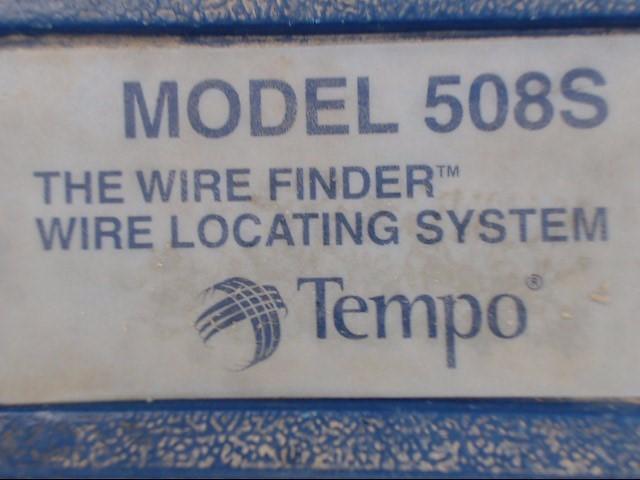 TEMPO Battery Tester 508SR