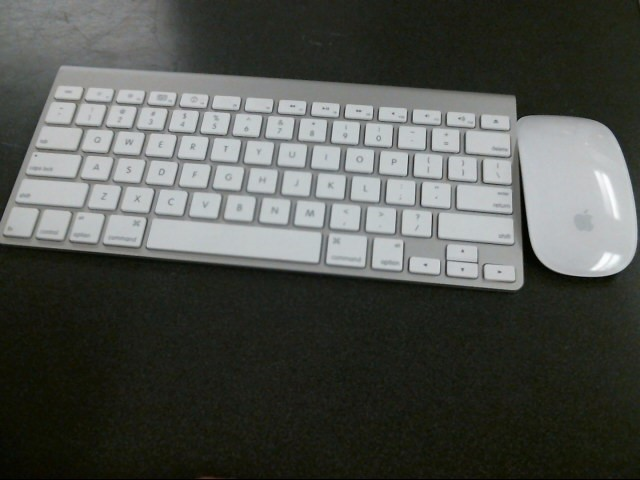 APPLE Computer Accessories MOUSE (A1296) & APPLE WIRELESS KEYBOARD (A1314)