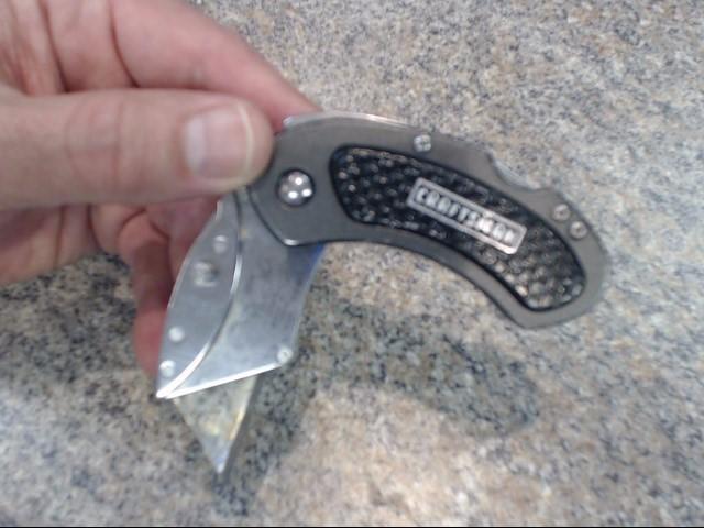 CRAFTSMAN Hand Tool RAZOR BLADE KNIFE