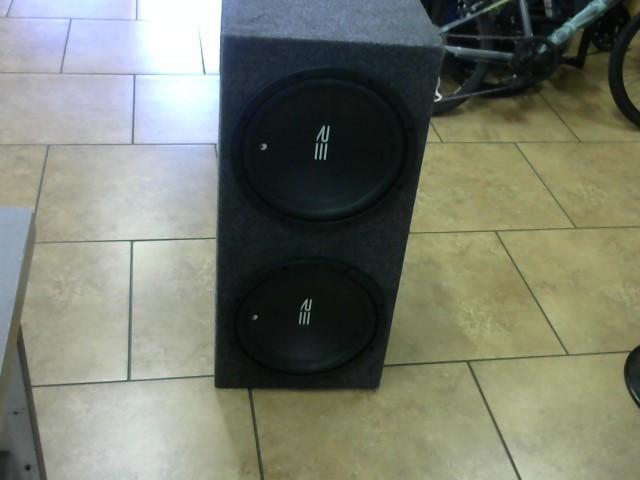 RE AUDIO Car Audio 12 INCH SUBWOOFERS