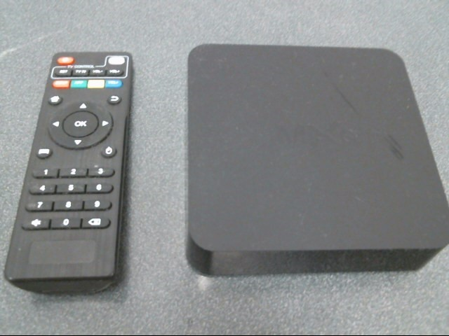 KODI Digital Media Receiver OTT TV BOX 4K HEVC TV BOX MEDIA STREAMER