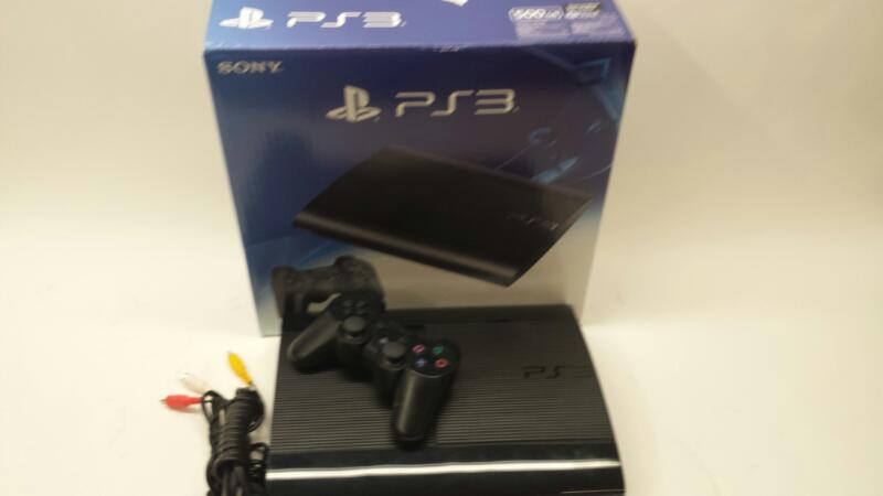 Sony Playstation 3 CECH-4301C, 500GB, SuperSlim