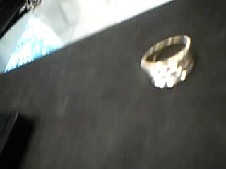 Lady's Diamond Fashion Ring 36 Diamonds .72 Carat T.W. 10K Yellow Gold 3.4g