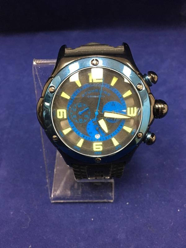 STUHRLING Gent's Wristwatch ALPINE SPORT