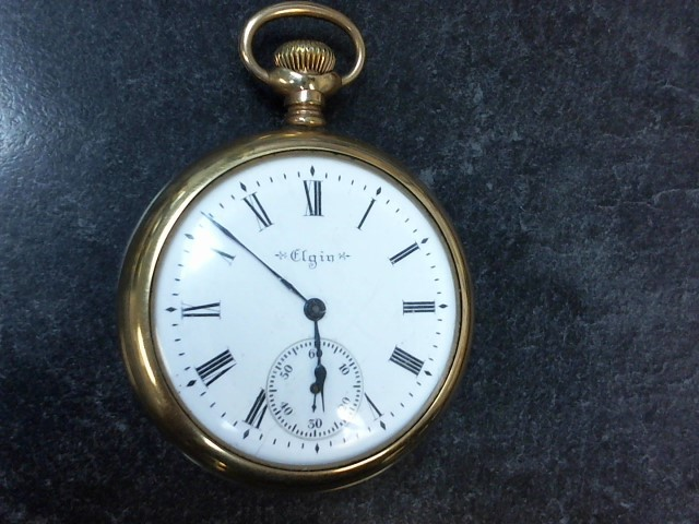 ELGIN WATCH CO Pocket Watch POCKET WATCH