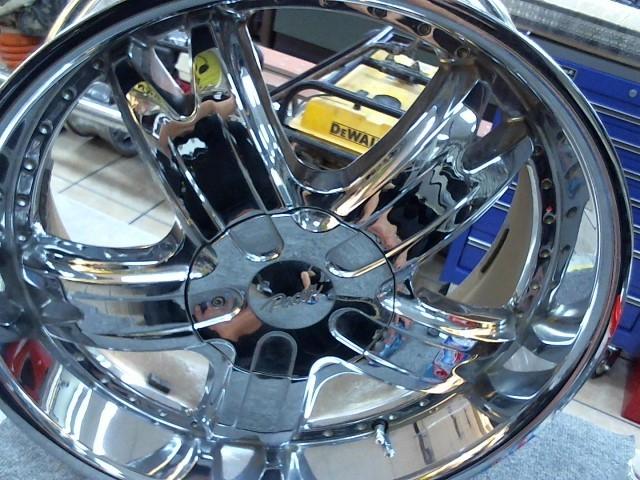 PACER Wheel 20IN WHEELS