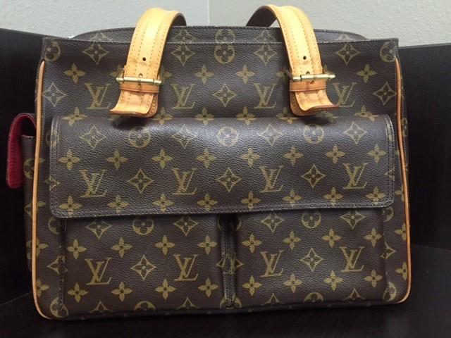 LOUIS VUITTON Handbag MONOGRAM MULITIPI-CITE