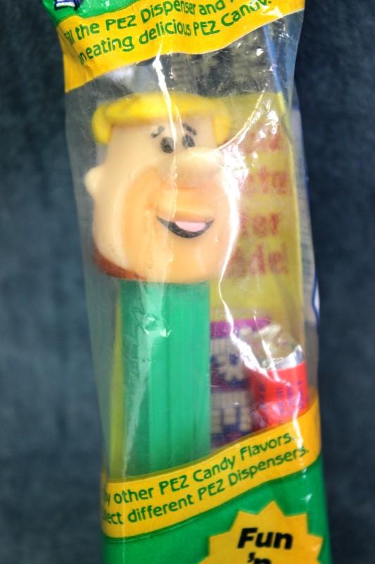 PEZ Entertainment Memorabilia MISS PIGGY