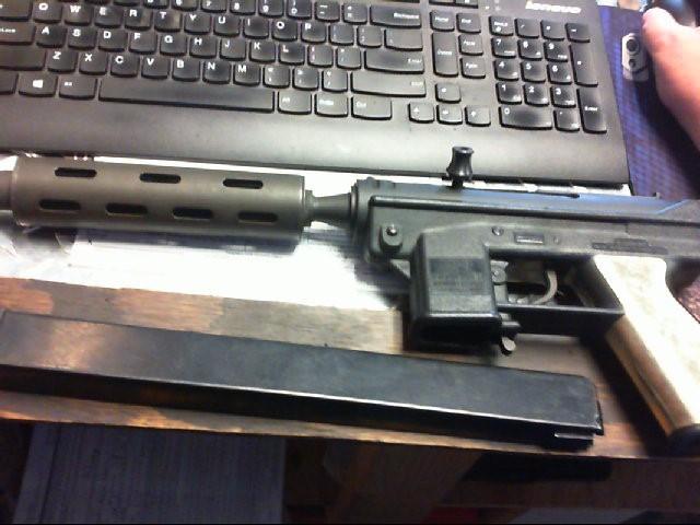INTRATEC Pistol TEC-DC9