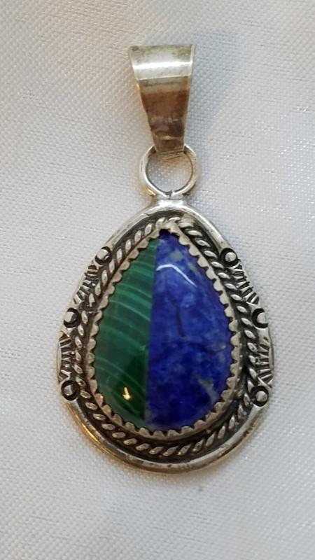 Silver Pendant 925 Silver 6.2g