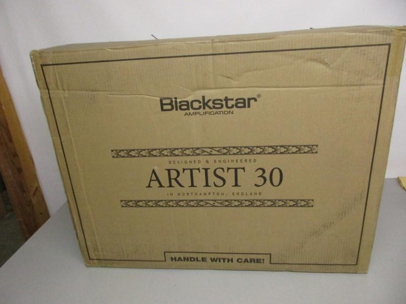 BLACKSTAR AMPLIFICATION ARTIST 30 2X12 TUBE COMBO AMP