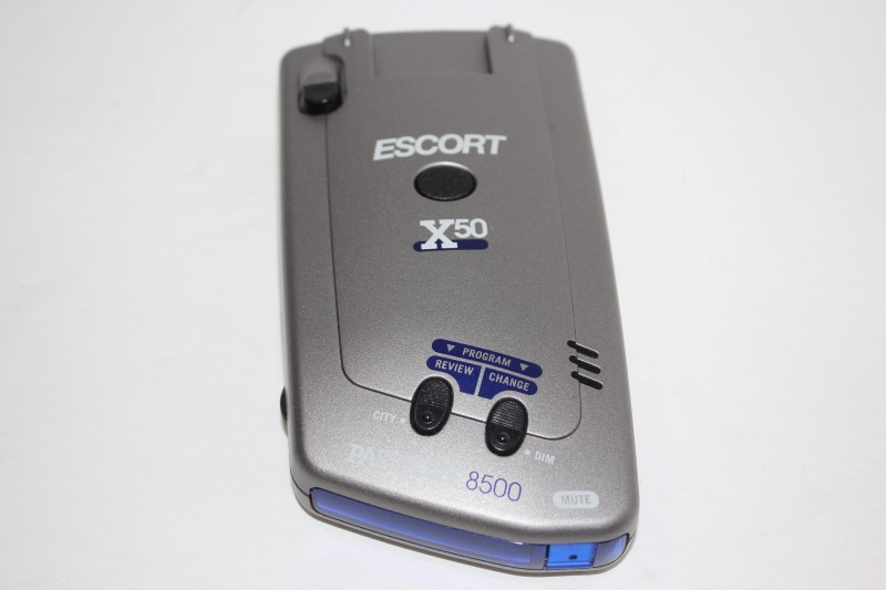 ESCORT Radar & Laser Detector PASSPORT 8500 X50