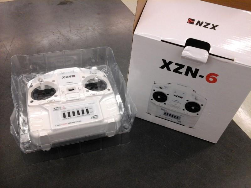 XZN Radio Control/Control Line 6