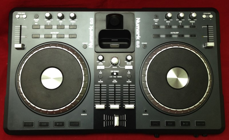NUMARK ELECTRONICS DJ Equipment IDJ3