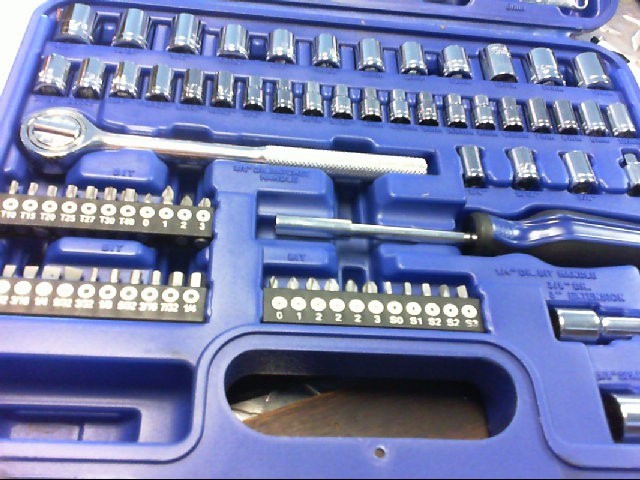 HYPER TOUGH Wrench 113PC TOOL SET