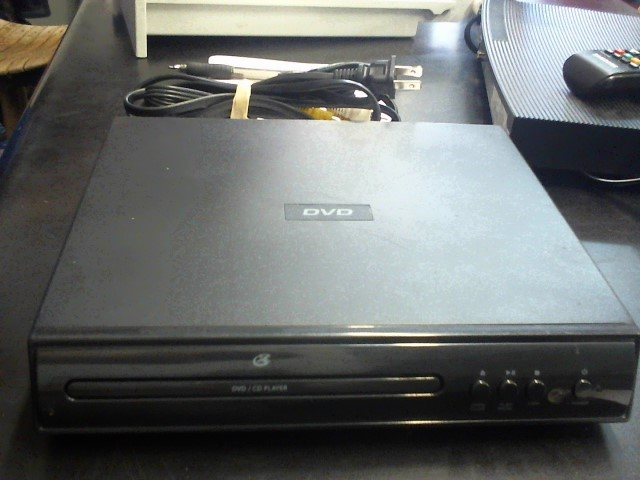 GPX DVD Player D205B