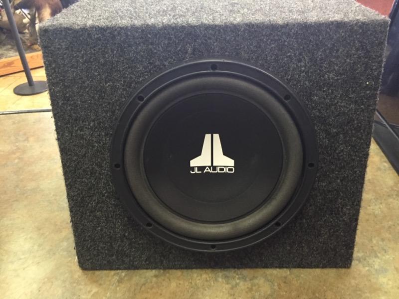 JL AUDIO Car Audio W3V2