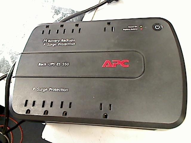 APC BACK-ES 550