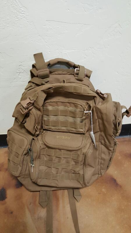 VOODOO TACTICAL Outdoor Backpack BACKPACK