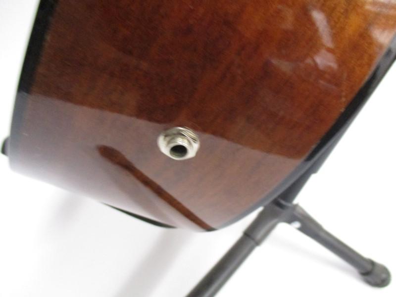 VENTURA BRUNO V-2E ACOUSTIC GUITAR W/PICKUP