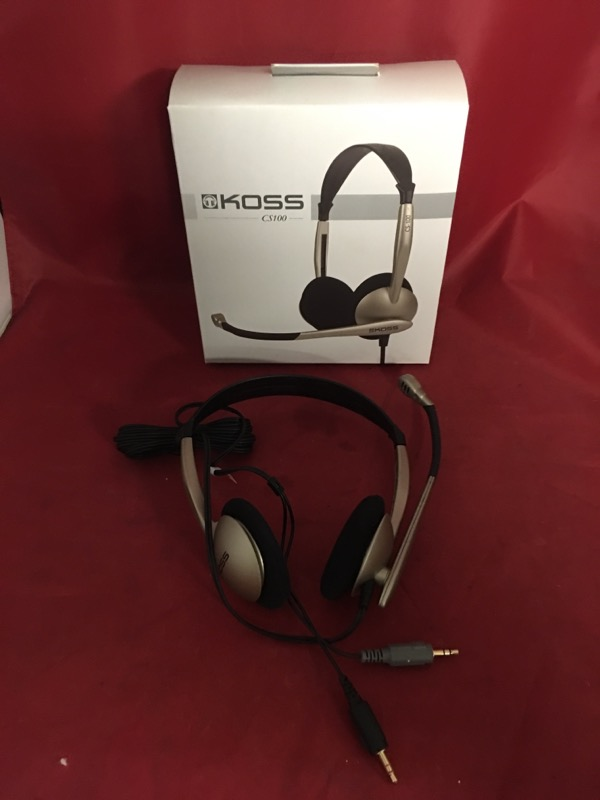 KOSS Headphones CS100