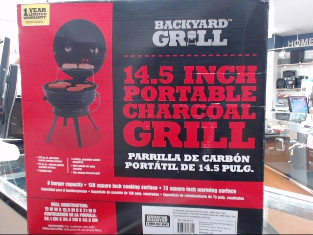 BACKYARD GRILL BY12-084-029-76