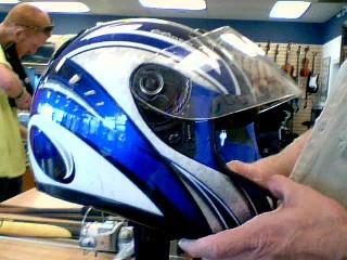 FULMER HELMETS Motorcycle Helmet HELMET