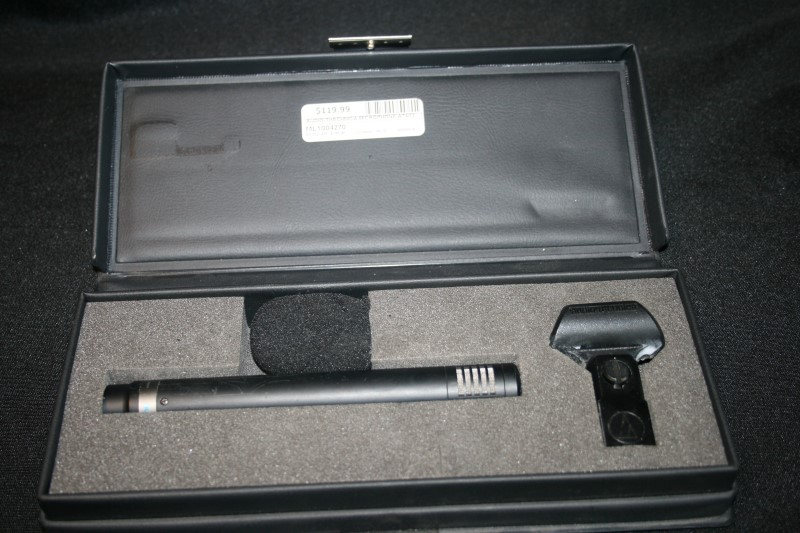 AUDIO-TECHNICA Microphone AT4031
