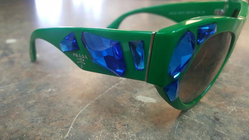 PRADA Sunglasses SPR21Q