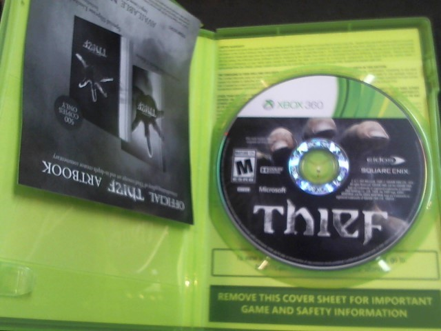 MICROSOFT Microsoft XBOX 360 Game XBOX 360 THIEF
