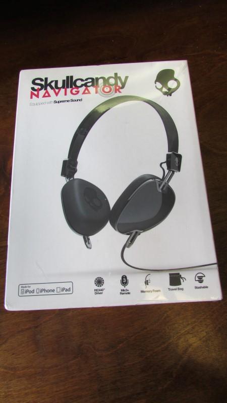 SKULLCANDY IPOD/MP3 Accessory SUPREME SOUND NAVIGATOR