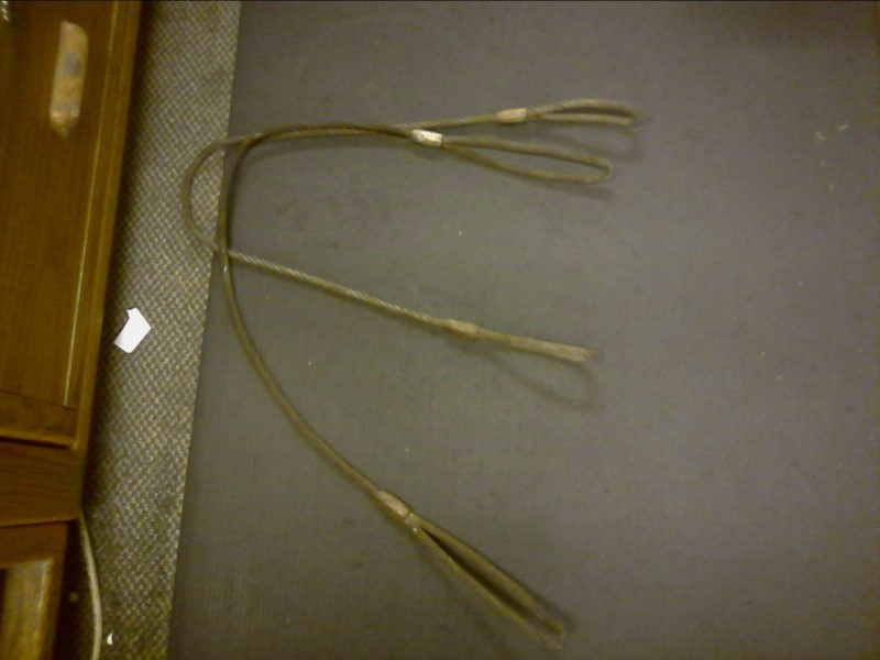 Miscellaneous Tool CABLE CHOKER (LOGGING EQUIPMENT)